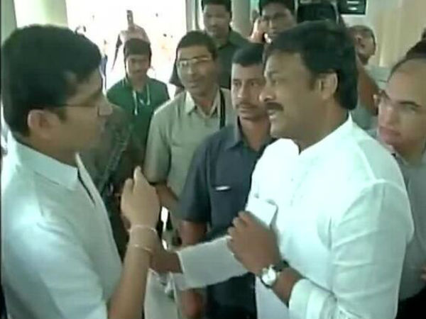 Chiranjeevi tried to jump queue, Voters opposes