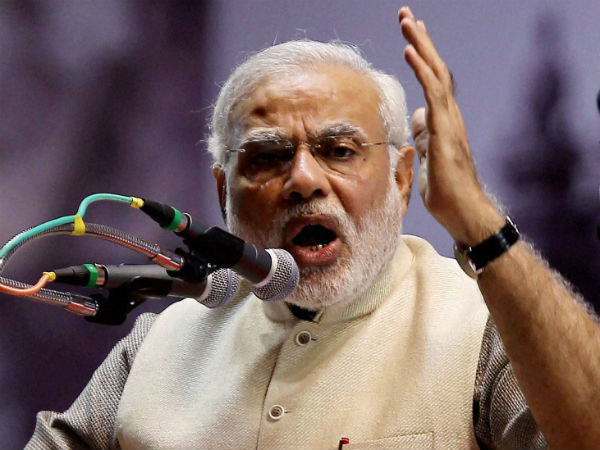 Tip-off about threats to Narendra Modi's life came from Gujarat
