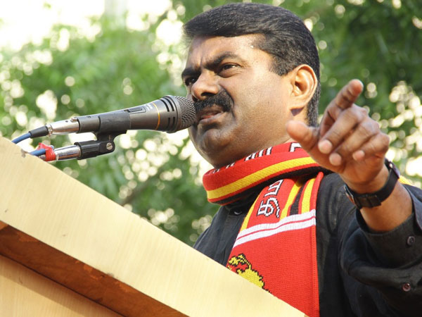 Seeman strongly objects SC verdict against Jallikkattu