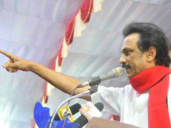DMK youth wing meet in Chennai on may 13