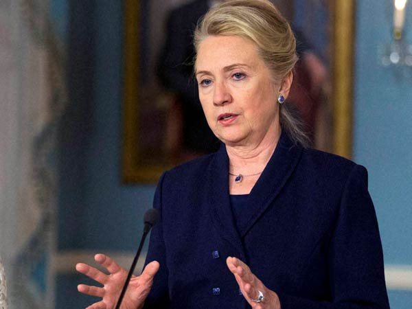 Hillary Clinton to leaders: Help all daughters