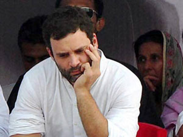 'Please God, make Rahul PM', pray Congress workers