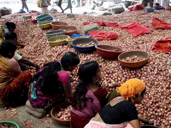 Onion Price hike Raids across city, 42 prosecuted