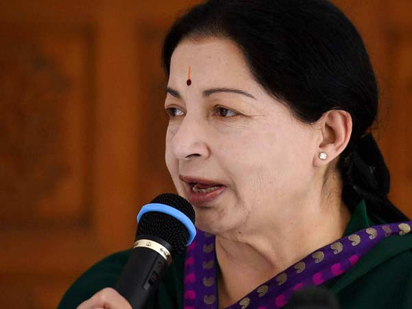 Jaya orders for probe commission into the Chennai building collapse