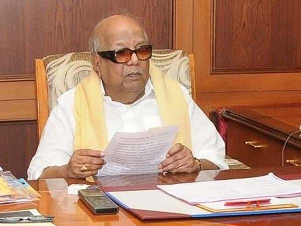 DMK seeks permission from President to sue the Election Commission
