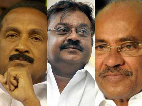 Vaiko, Vijayakanth, Ramadoss welcome Union Budget