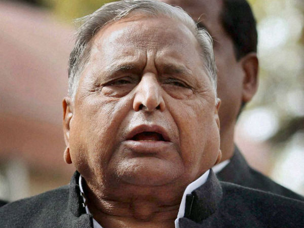 Least number of rapes take place in UP: Says Mulayam Singh Yadav