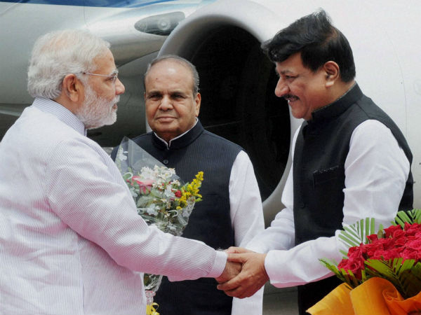 After BRICS, now BARC: PM Modi lands in Mumbai for first time after becoming PM