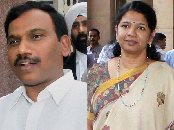 2G money laundering case: Order on Raja, Kanimozhi bail on Aug 6