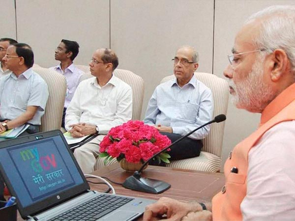 PM Narendra Modi launches portal, MyGov, for citizens to contribute in governance