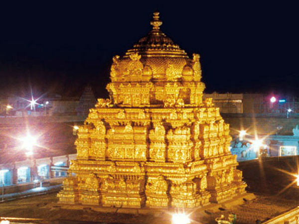 When London youth gets speaking ability in Tirupati temple