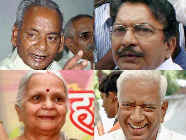New governors named for Rajasthan, Karnataka, Maharashtra and Goa