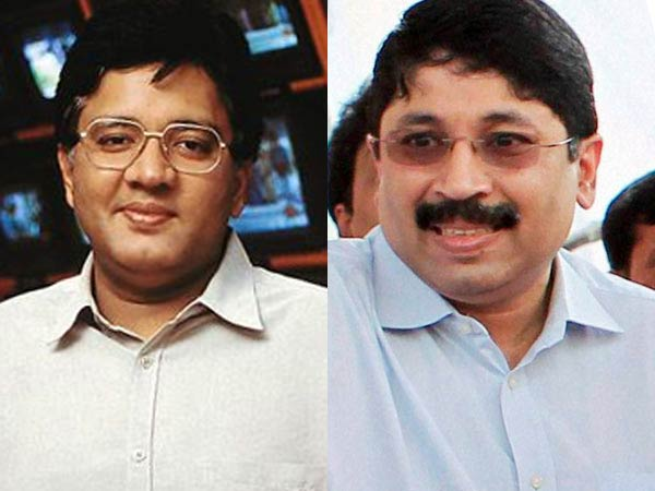 CBI files charge sheet in Aircel-Maxis case; names Dayanidhi, Kalanidhi Maran as accused