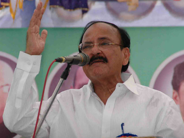 J-K Council resolution on Indo-Pak talks uncalled for: Venkaiah Naidu