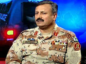 Pakistan appoints army chief's ally Rizwan Akhtar as ISI chief