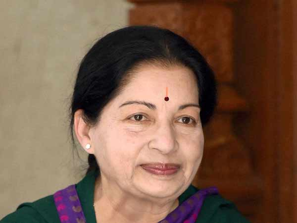 Madras HC exemption for Jayalalitha personal appearance in egmore court on October 1