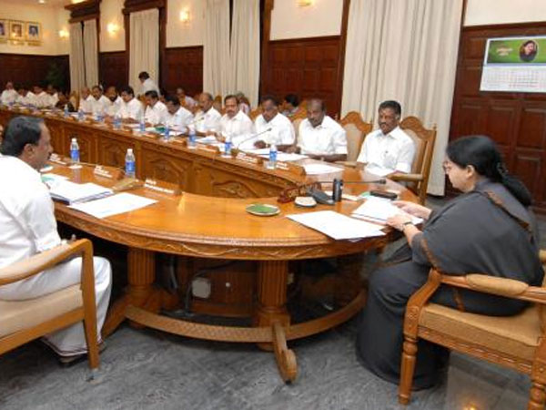 16 times Cabinet reshuffle in Tamil Nadu