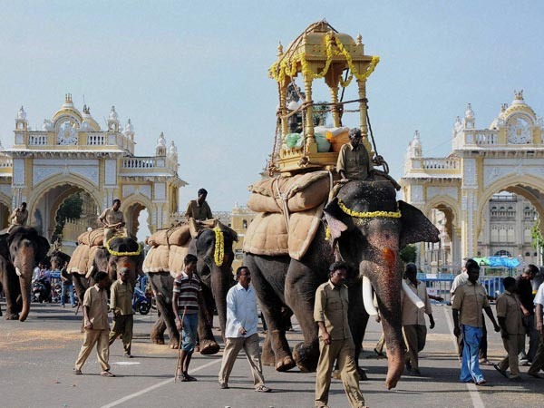 Mysore celebrates Dasara without its Maharaj