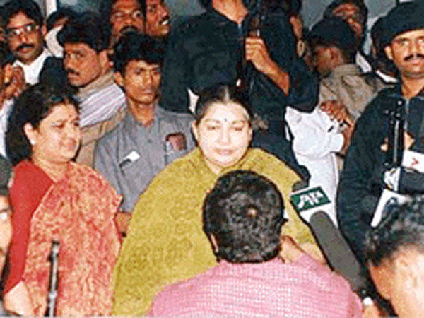 Justice is done in Jayalalithaa's case