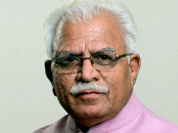 Manohar Lal Khattar sworn in as CM of BJP's first govt in Haryana