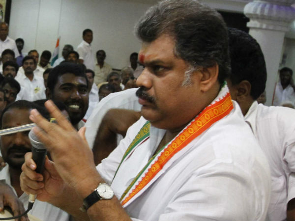Name for the party will be ready within a week, says Vasan