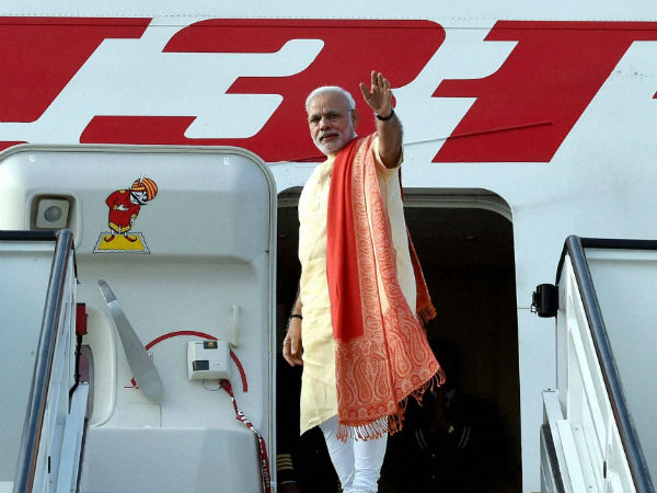 PM Modi to leave for Myanmar tomorrow