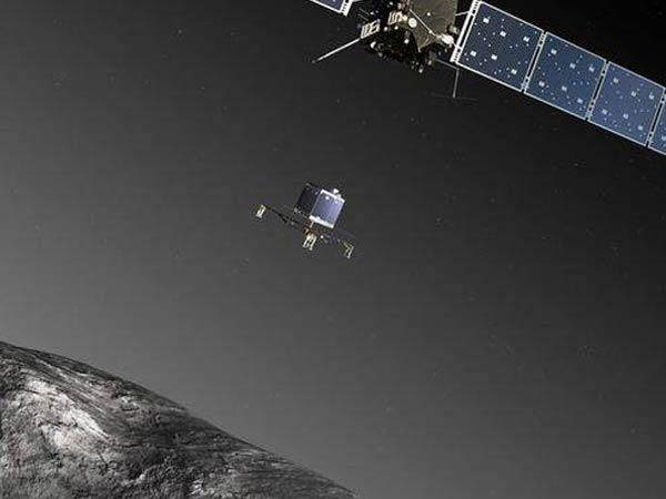 rosetta asteroid landing ocean - photo #34