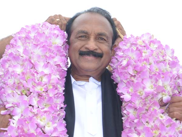 Vaiko calls world Tamils to celebrate Prabhakaran's 60th birth day