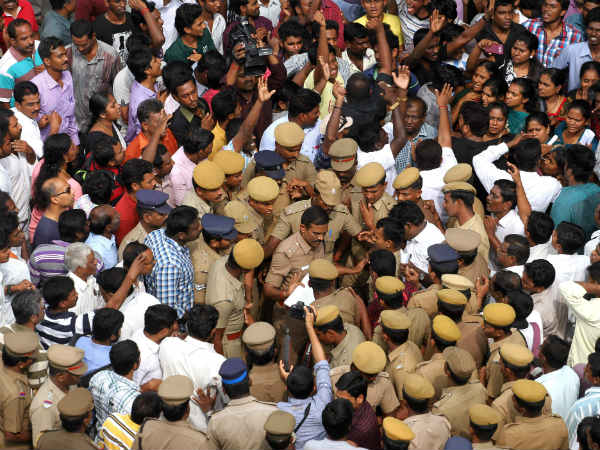 3 separate teams built for arrest business man in Chennai…