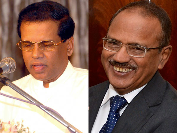 NSA to meet President, common Opposition leaders in Sri Lanka