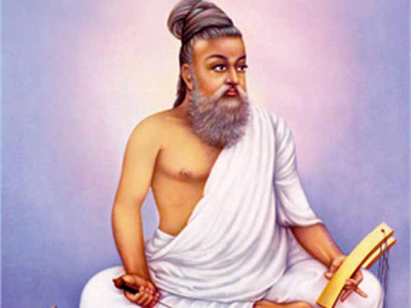 Thiruvalluvar's birth anniversary to be celebrated in schools