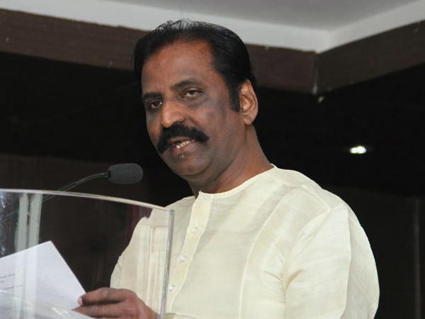 Union govt's decision to celebrate Thiruvalluvar is victory for Tamilians, says Vairamuthu