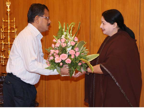 Gnanasesikan appointed as TN Chief Secretary