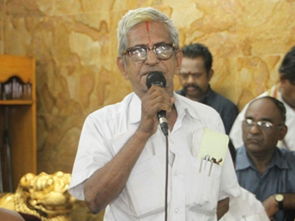 Traffic Ramasamy objects bail to Jaya without conditions