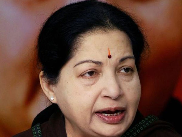 Supreme Court Rejects Jayalalithaa's Plea to Advance Hearing in Assets Case