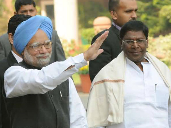 Manmohan Singh is innocent in Coalscam: Congress