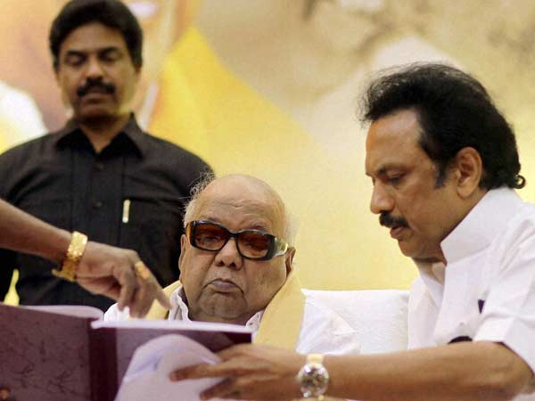 DMK: Big competition between local leaders to capture 4 Dist secretaries post in Chennai