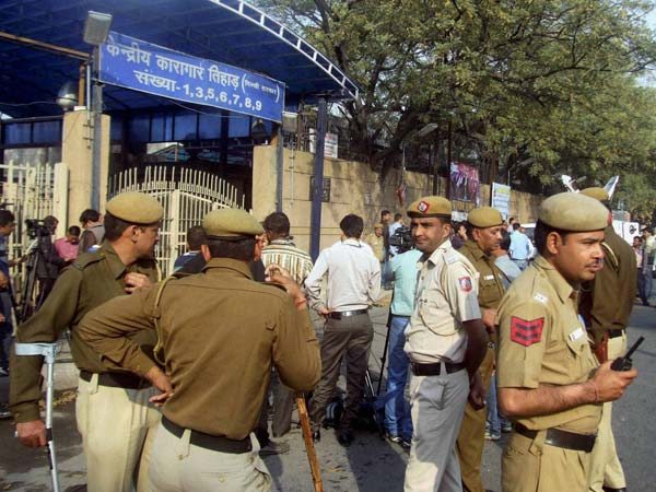 Intelligence inputs warn of suicide attack by LeT terrorists on Tihar jail...