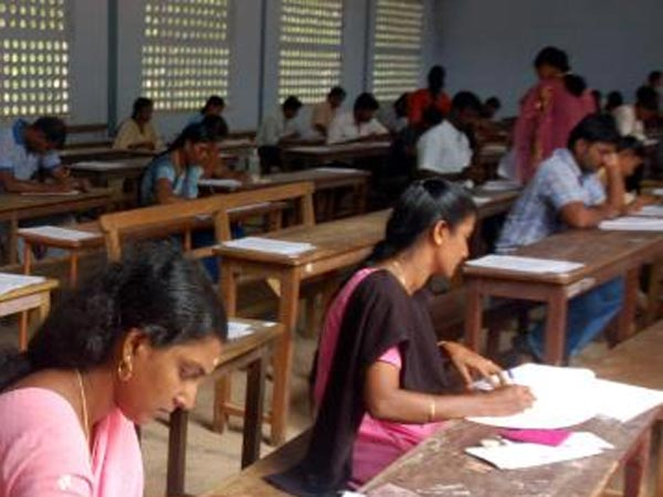 Over 10 per cent of candidates fail to turn up for TNPSC exam in Nelli Tuti district