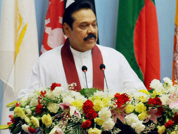 I never doing thinhgs against Tamilsa, says Rajapaksa