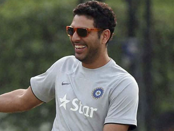Yuvraj Singh May Find Place in World Cup Squad