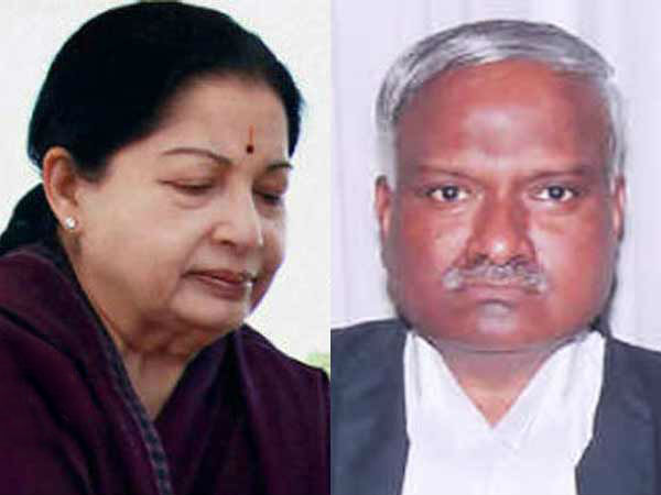 Focus shifted on Justice Kumaraswamy who hears Jayalalithaa appeal