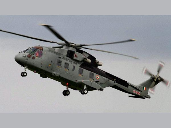 UK pushed India to buy Westland choppers in '85