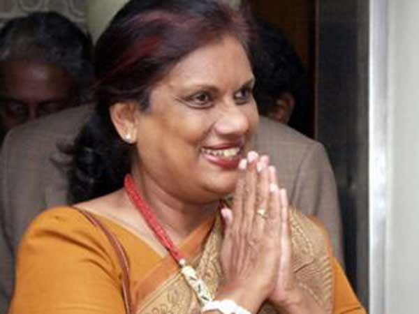 Chandrika to head SLFP!