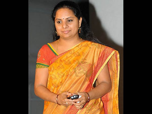 TRS MP Kavita being treated for Swine Flu