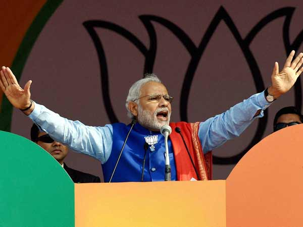 Promise 24-Hour Power Supply to Delhi: PM Narendra Modi