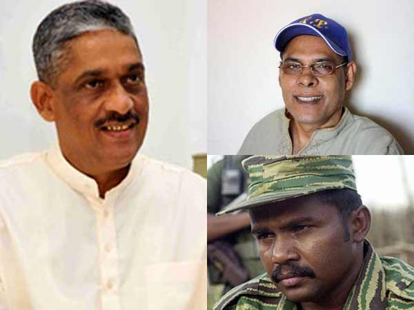 KP and Karuna have to be tried - Fonseka
