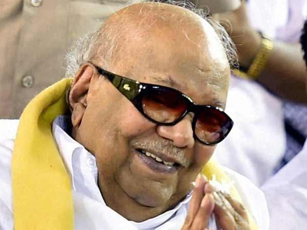 DMK announces 64 member strong team for Srirangam bye election