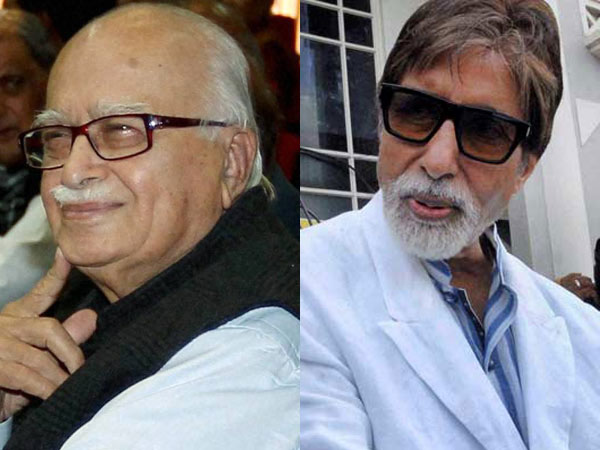 Government Announces Padma Awards for LK Advani, Amitabh Bachchan, Bill Gates