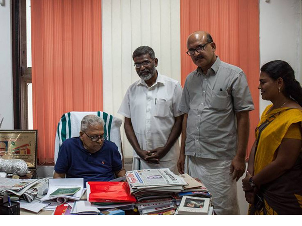 PMANE Plans a Meeting of Political Leaders of Kerala and Tamil Nadu